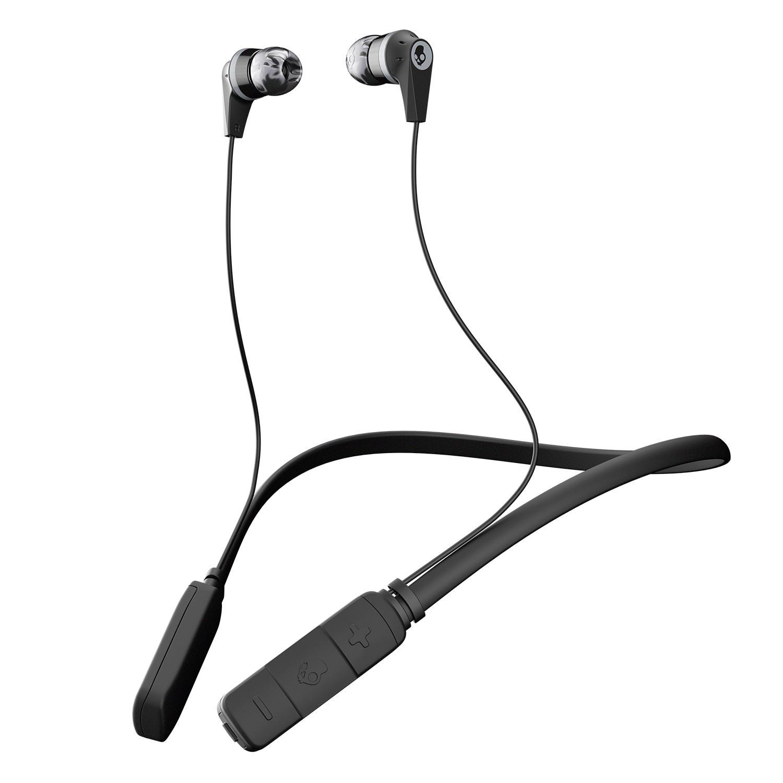 Sluchátka Skullcandy Ink'd Wireless black/grey 16/17 + doručení do 24 hodin