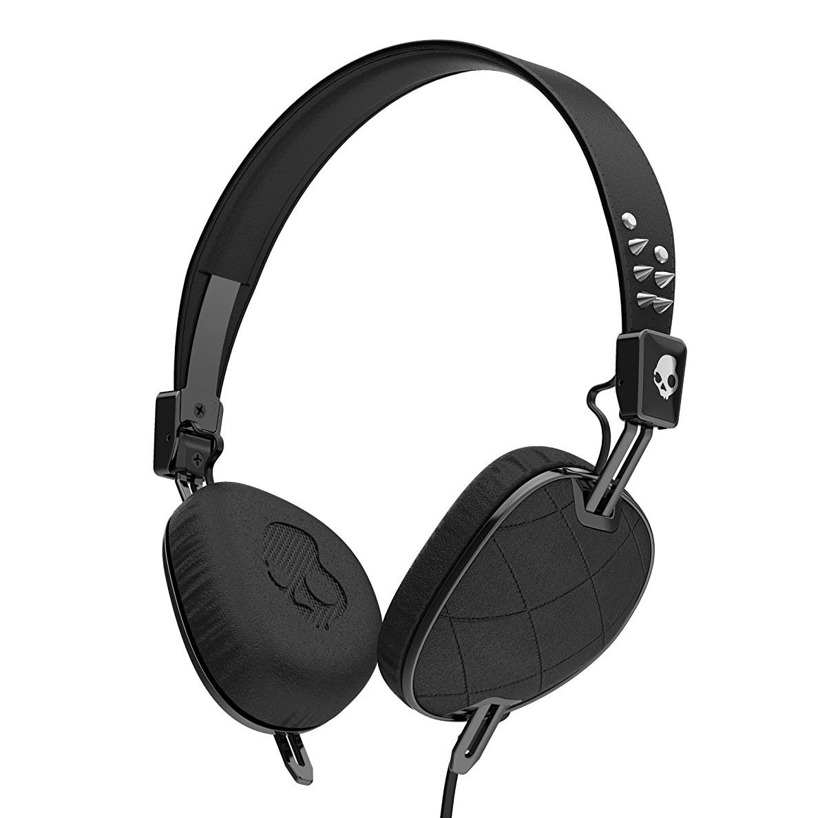 Sluchátka Skullcandy Knockout quilted black