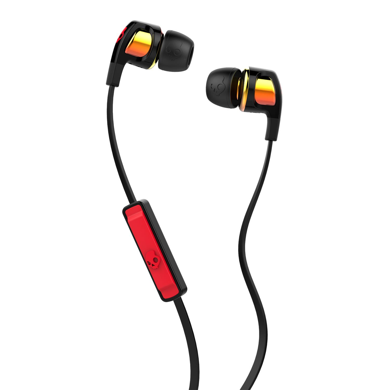 Sluchátka Skullcandy Smokin' Buds 2 spaced out iridium/black