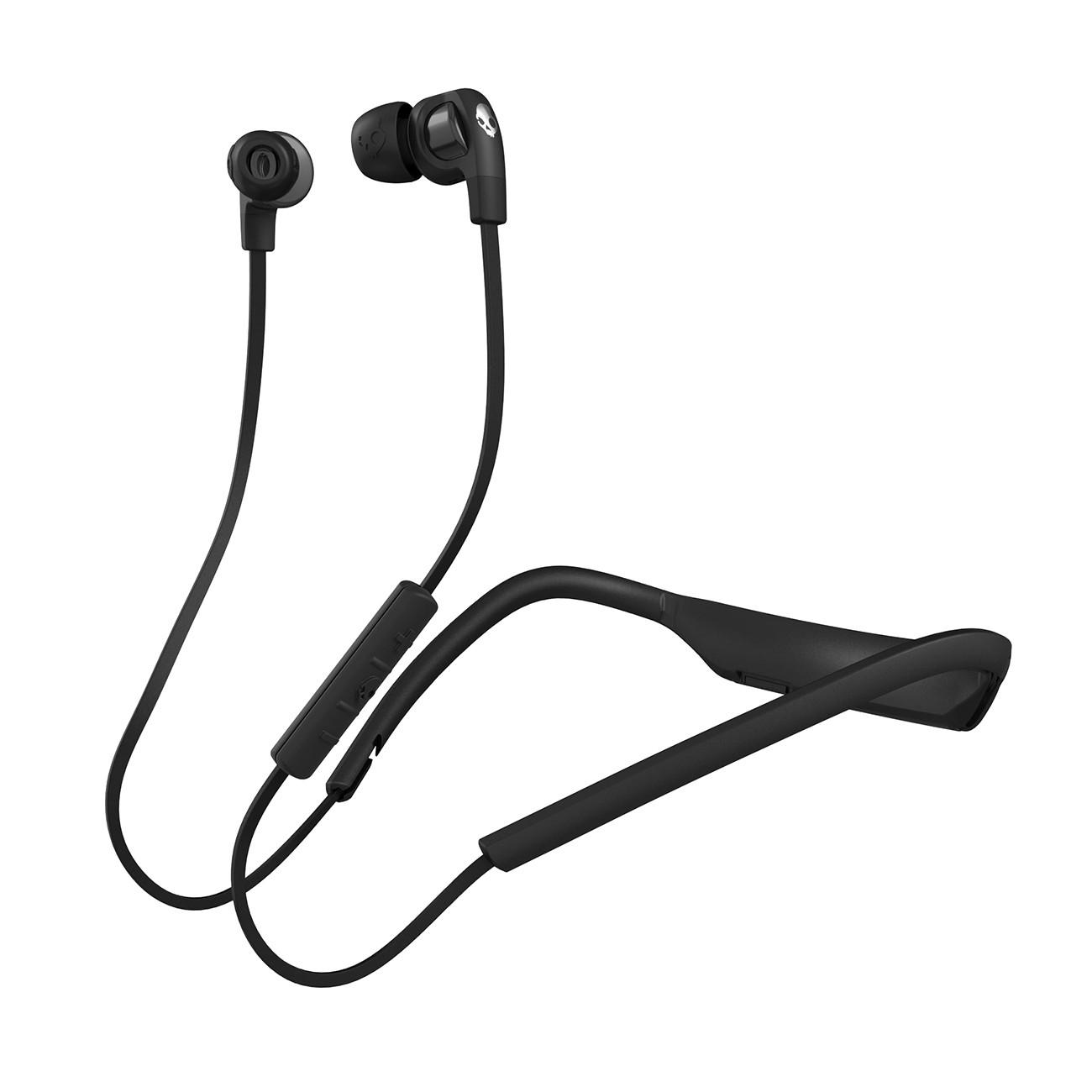 Sluchátka Skullcandy Smokin Buds 2 Wireless black/black/chrome