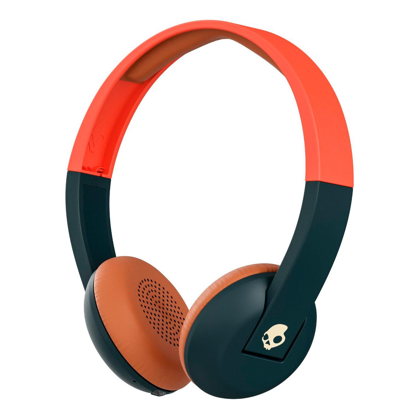 Sluchátka Skullcandy Uproar Wireless orange/navy