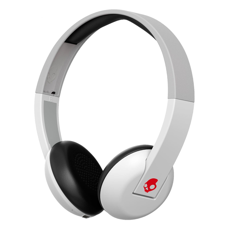 Sluchátka Skullcandy Uproar Wireless white/grey