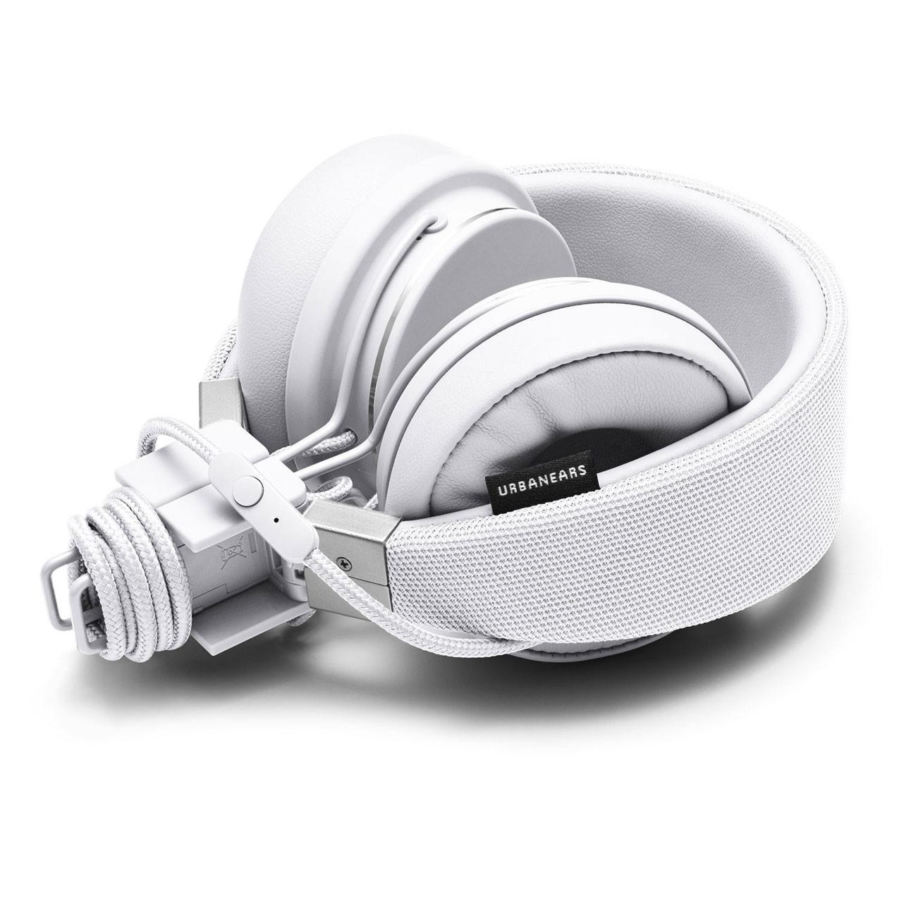 authentic quality shopping low cost Headphones Urbanears Plattan 2 true white   Snowboard Zezula