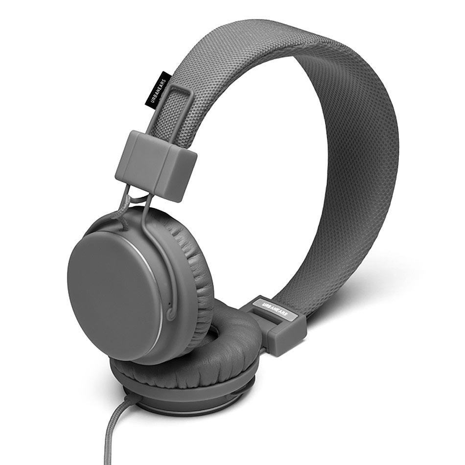 Sluchátka Urbanears Plattan dark grey vel.20 Hz - 20 kHz/115 dB + doručení do 24 hodin