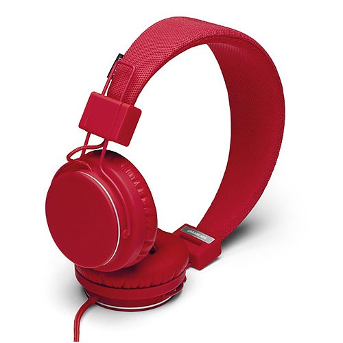 Sluchátka Urbanears Plattan tomato vel.20 Hz - 20 kHz/115 dB + doručení do 24 hodin