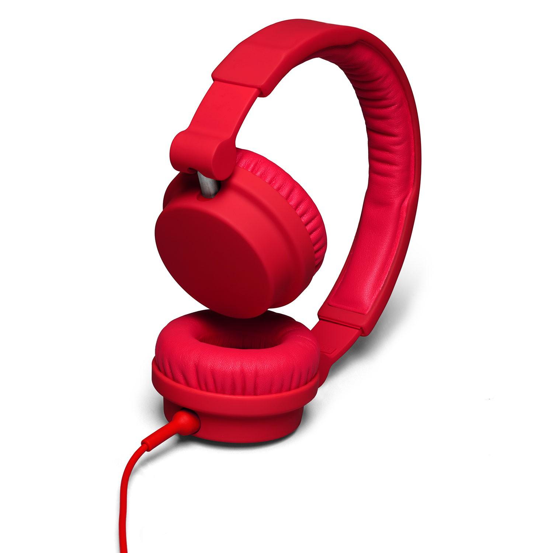 Sluchátka Urbanears Zinken tomato vel.20 Hz - 20 kHz/98 dB + doručení do 24 hodin