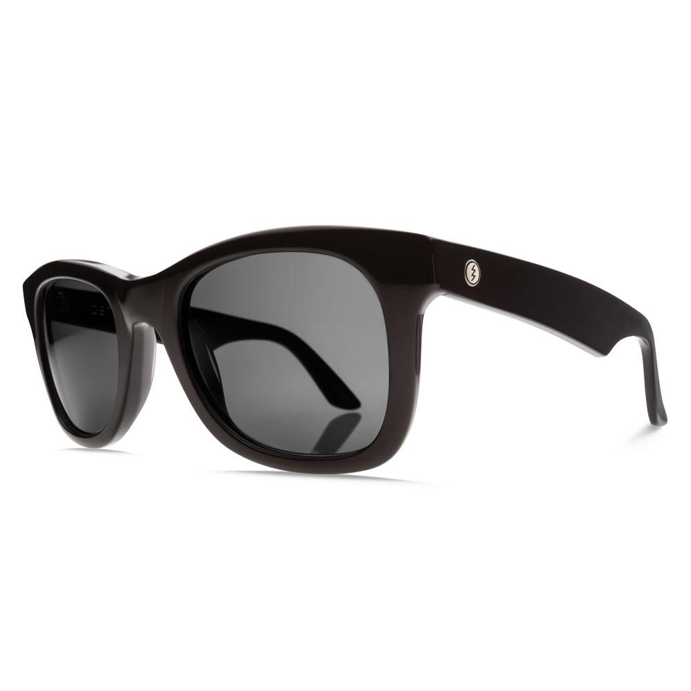 Sluneční brýle Electric Detroit Xl gloss black