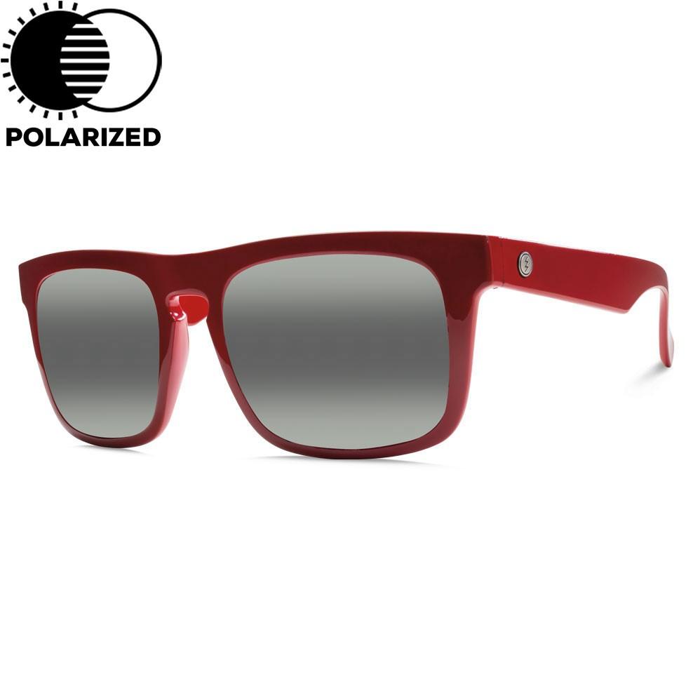 Sluneční brýle Electric Mainstay alpine red vel.MELANIN GREY BI-GRADIENT 15 + doručení do 24 hodin