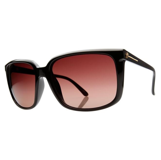 Sluneční brýle Electric Venice gloss black vel.BROWN GRADIENT 14 + doručení do 24 hodin