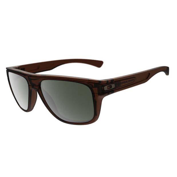 Sluneční brýle Oakley Breadbox matte dark amber