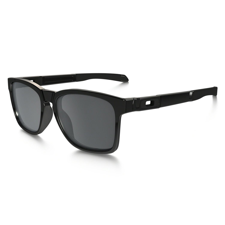 Sluneční brýle Oakley Catalyst polished black vel.BLACK IRIDIUM 16 + doručení do 24 hodin