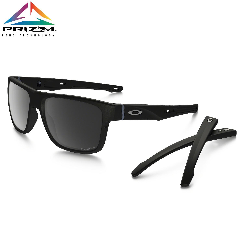 Sluneční brýle Oakley Crossrange matte black