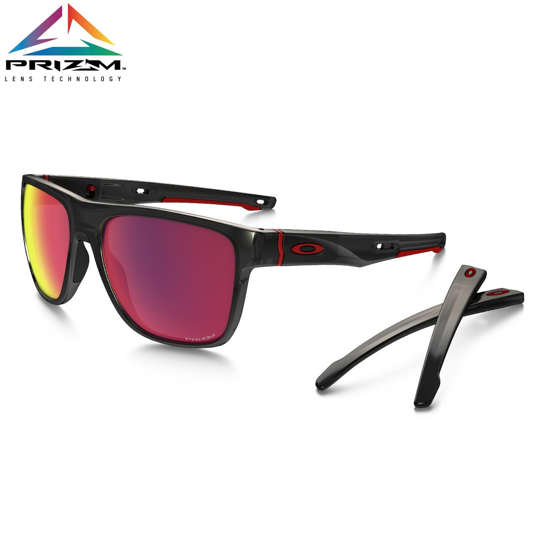 Sluneční brýle Oakley Crossrange Xl black ink