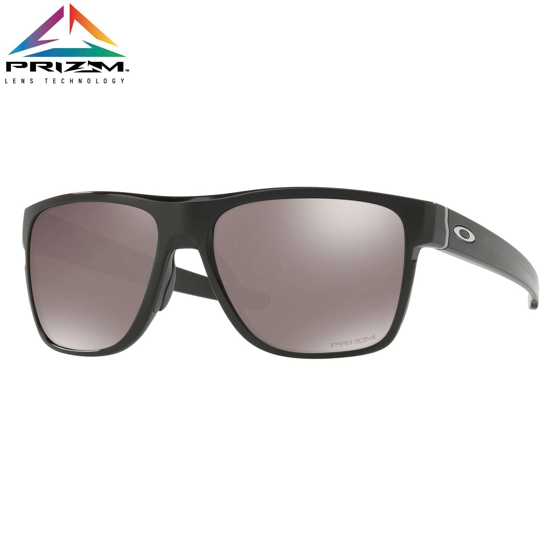 Sluneční brýle Oakley Crossrange Xl polished black