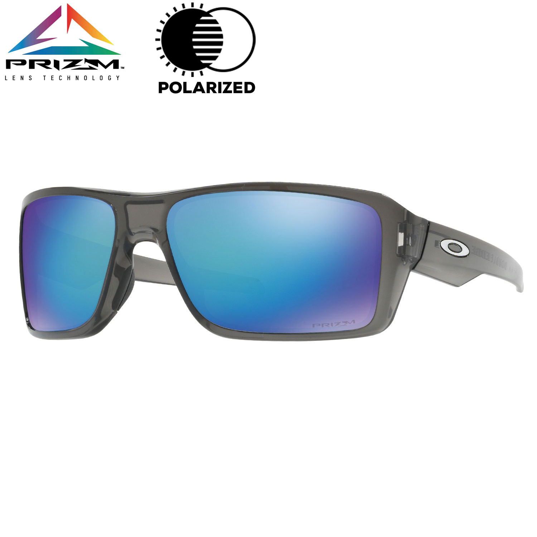 Sluneční brýle Oakley Double Edge grey smoke
