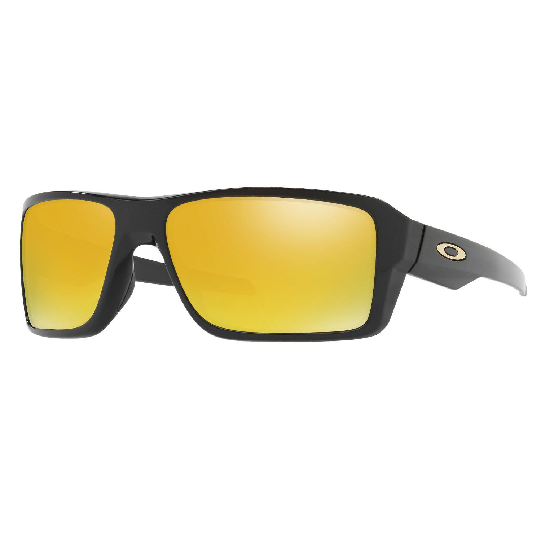 Sluneční brýle Oakley Double Edge polished black