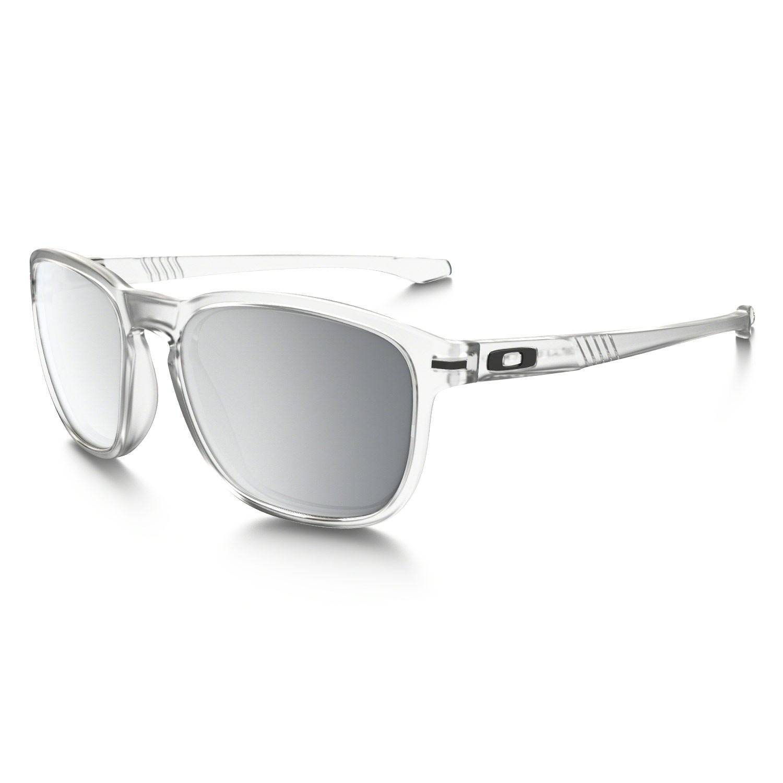 Sluneční brýle Oakley Enduro matte clear vel.CHROME IRIDIUM 16 + doručení do 24 hodin