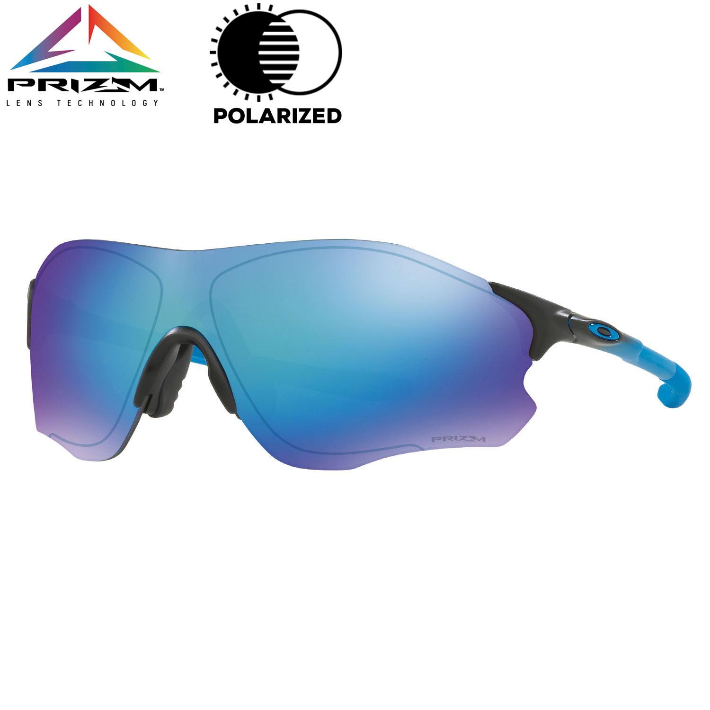 Sluneční brýle Oakley Evzero Path sapphire fade