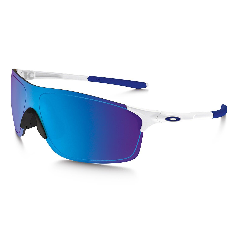 Sluneční brýle Oakley Evzero Pitch polished white