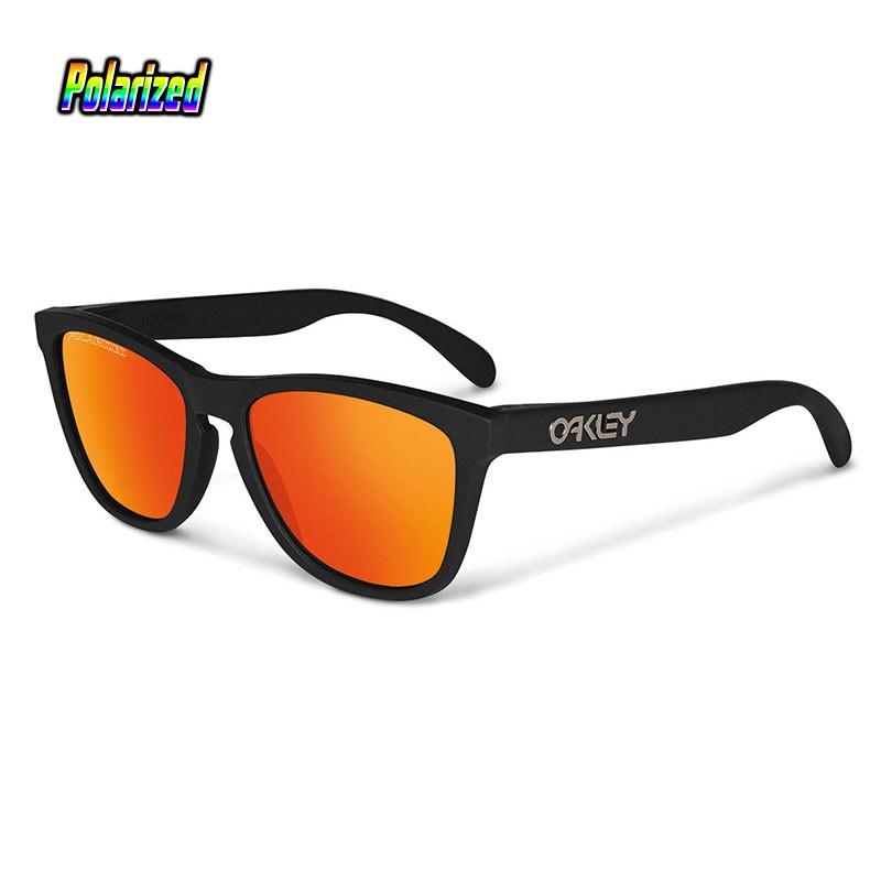 Sluneční brýle Oakley Frogskins matte black