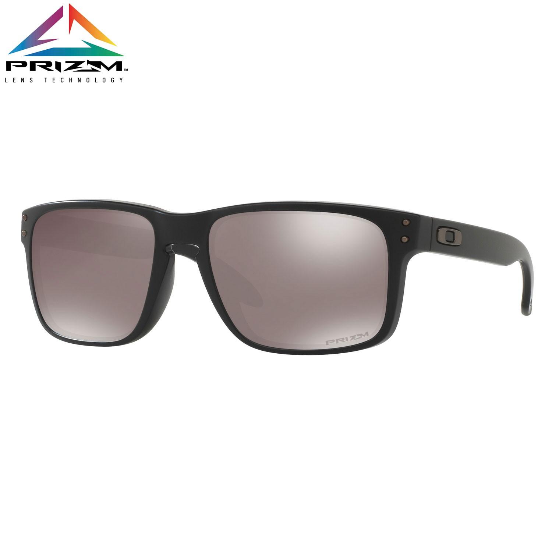 Sluneční brýle Oakley Holbrook matte black