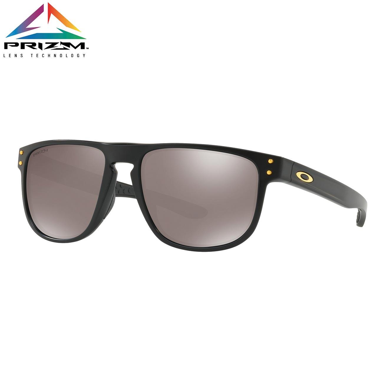 Sluneční brýle Oakley Holbrook R matte black