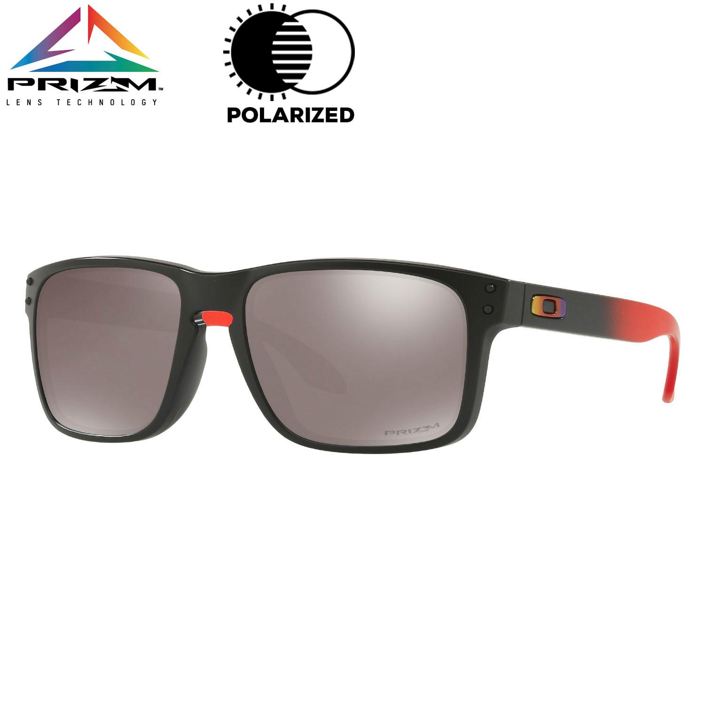 Sluneční brýle Oakley Holbrook ruby fade