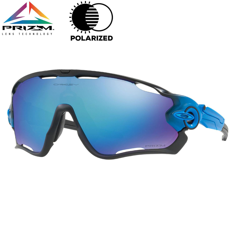 Sluneční brýle Oakley Jawbreaker sapphire fade