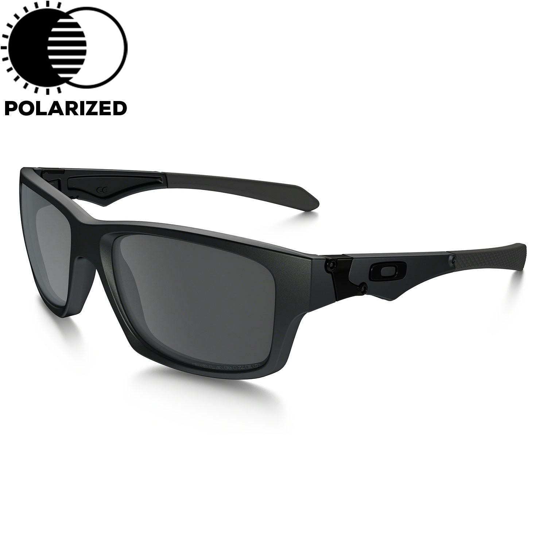 Sluneční brýle Oakley Jupiter Squared matte black vel.BLACK IRIDIUM POLARIZED 16 + doručení do 24 hodin