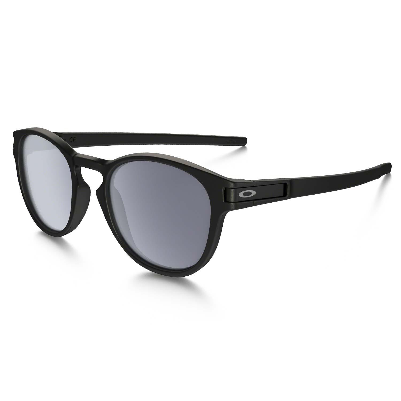 Sluneční brýle Oakley Latch matte black vel.GREY 16 + doručení do 24 hodin