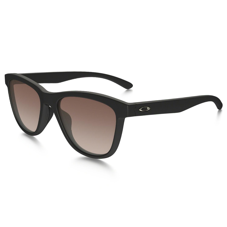Sluneční brýle Oakley Moonlighter matte black