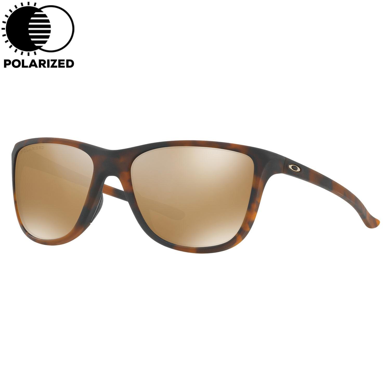 Sluneční brýle Oakley Reverie matte brown tortoise