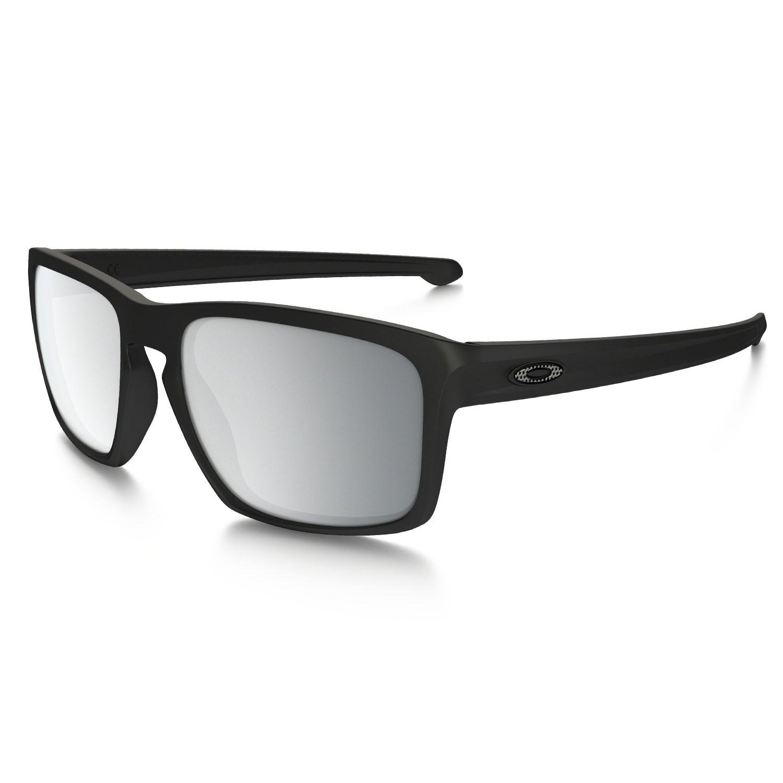 Sluneční brýle Oakley Sliver Machinist matte black