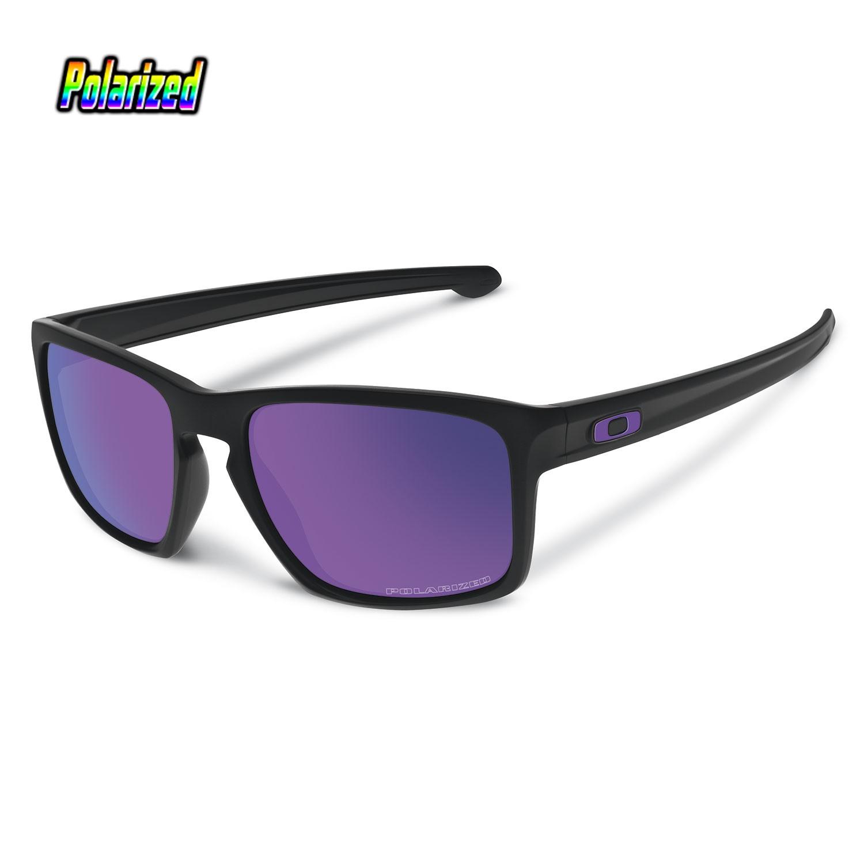 Sluneční brýle Oakley Sliver matte black