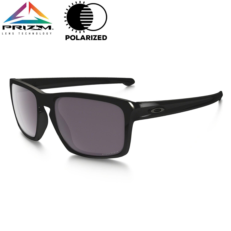 Sluneční brýle Oakley Sliver polished black