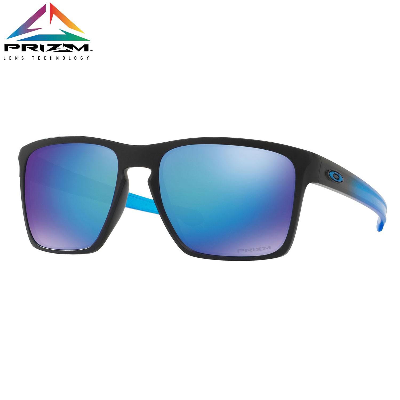 Sluneční brýle Oakley Sliver Xl sapphire fade
