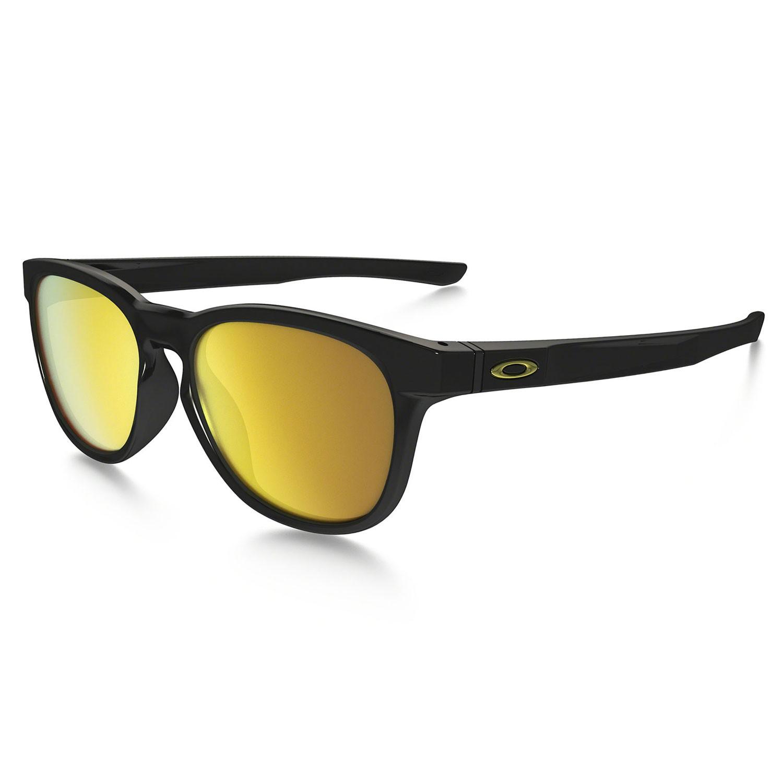 Sluneční brýle Oakley Stringer polished black