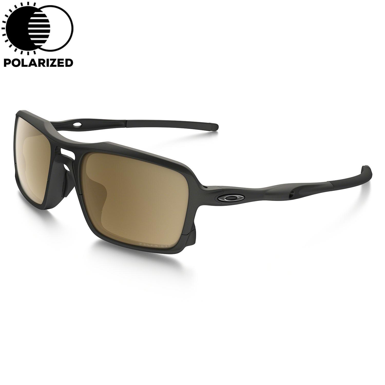 Sluneční brýle Oakley Triggerman matte black