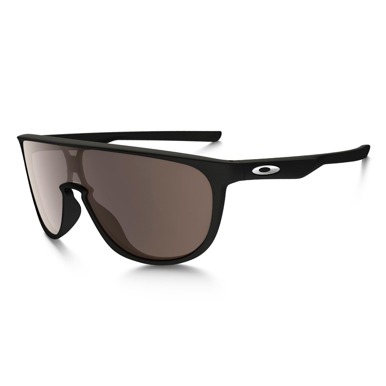 Sluneční brýle Oakley Trillbe matte black vel.WARM GREY 16 + doručení do 24 hodin