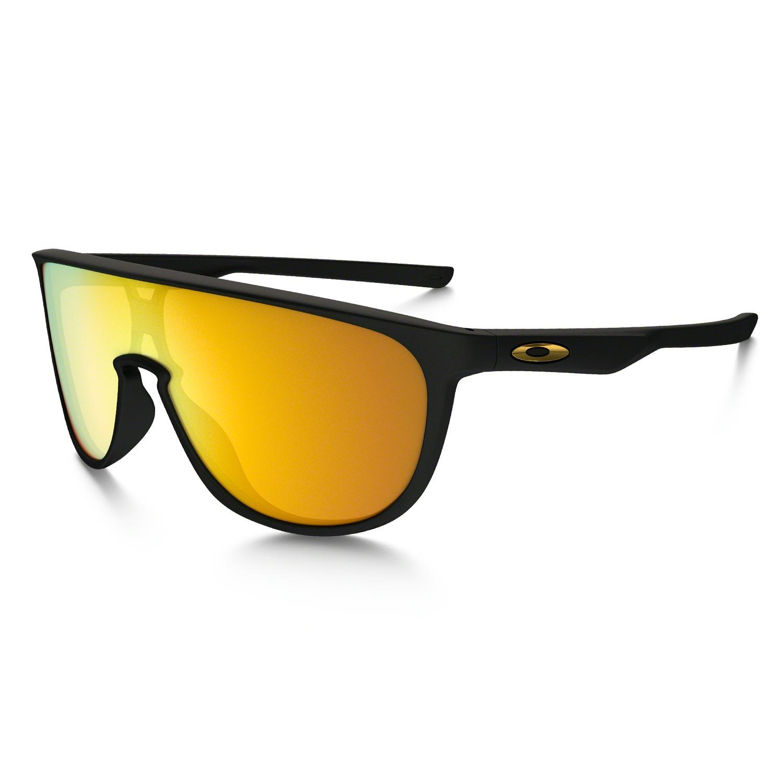 Sluneční brýle Oakley Trillbe matte black