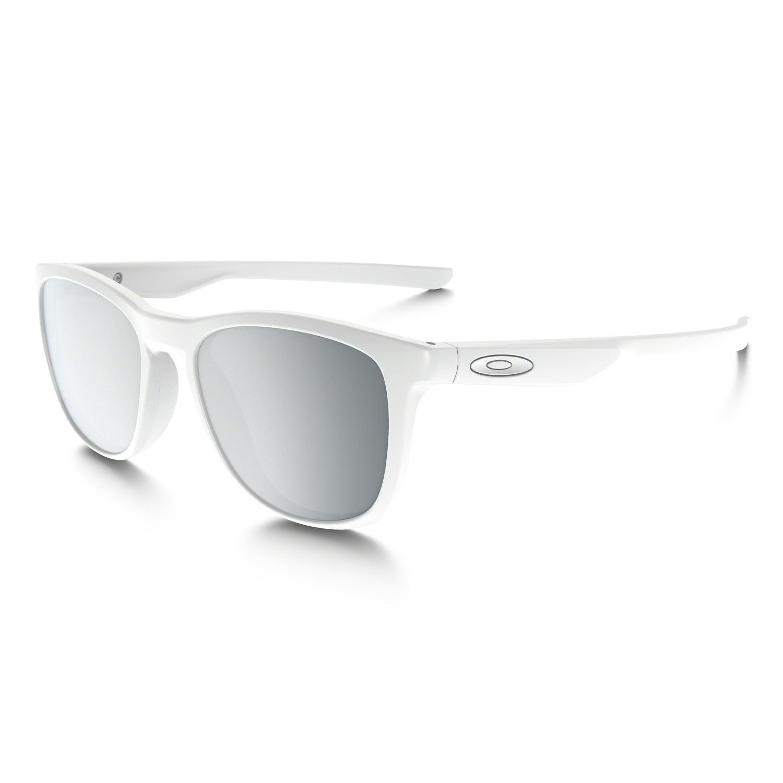 Sluneční brýle Oakley Trillbe X matte white vel.CHROME IRIDIUM 16 + doručení do 24 hodin