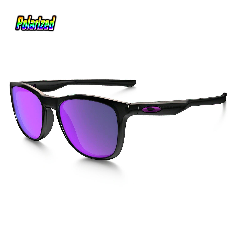 Sluneční brýle Oakley Trillbe X polished black ink vel.VIOLET IRIDIUM POLARIZED 16 + doručení do 24 hodin