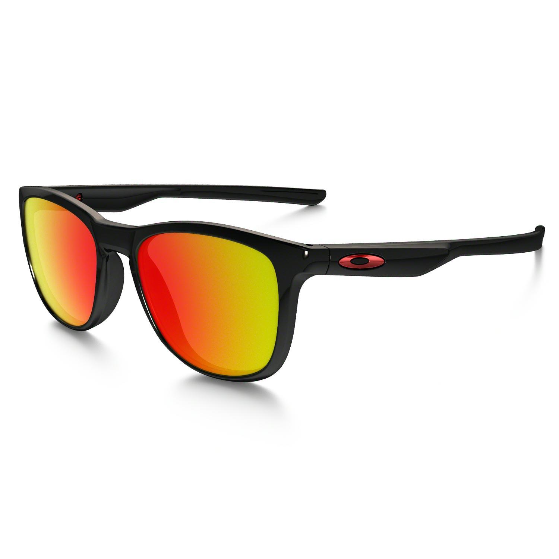 Sluneční brýle Oakley Trillbe X polished black vel.RUBY IRIDIUM 16 + doručení do 24 hodin