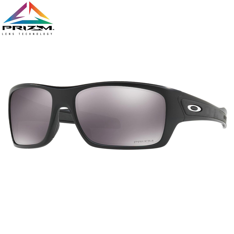 Sluneční brýle Oakley Turbine matte black