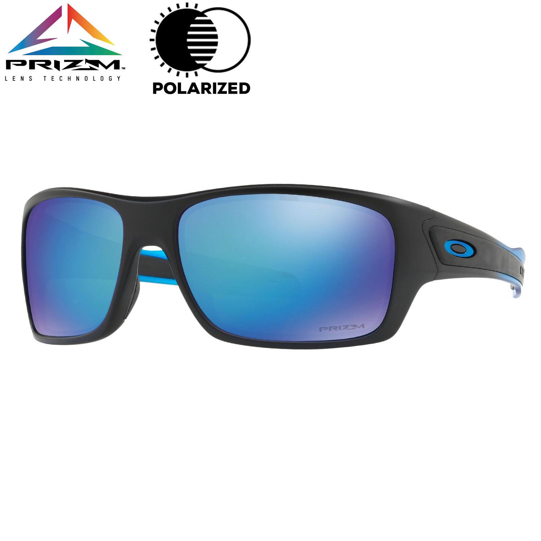Sluneční brýle Oakley Turbine sapphire fade