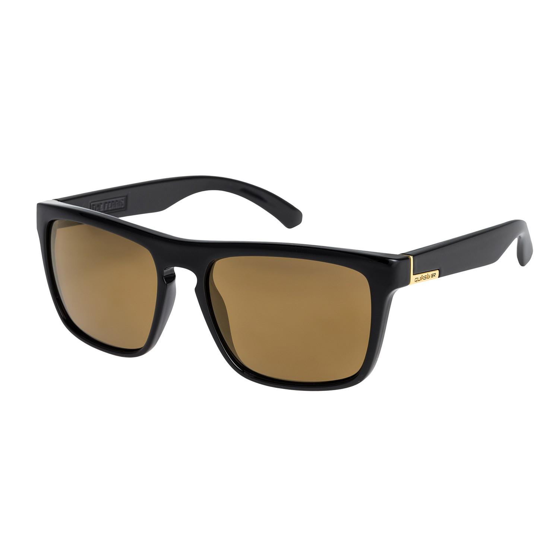 Sluneční brýle Quiksilver The Ferris shiny black