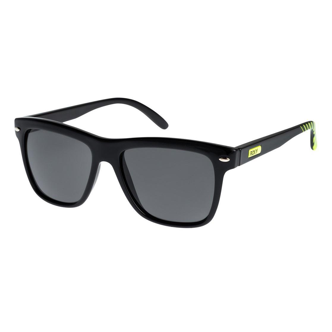 Sluneční brýle Roxy Miller shiny black vel.YELLOW 16 + doručení do 24 hodin