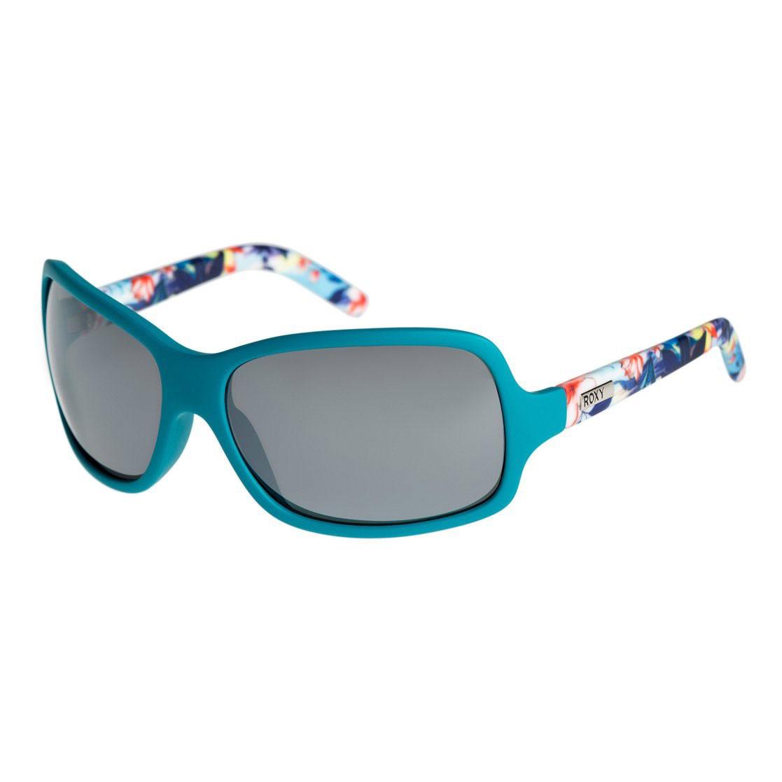 Sluneční brýle Roxy Tee Dee Gee turquoise/flower vel.CHROME 14 + doručení do 24 hodin