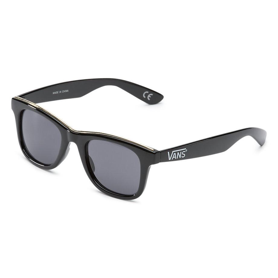 Sluneční brýle Vans Breakwater black/gold rim