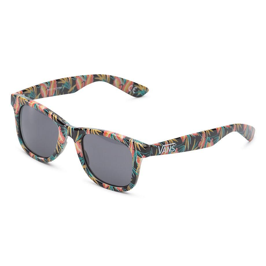 Sluneční brýle Vans Janelle Hipster black tropical